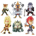 bandai thundercats stylized super deformed figure
