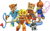 thundercats series classic minimates action figure