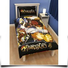 Specials Boys Thunder Cats Quiltduvet Cover Bedding