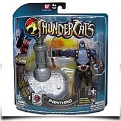 Thunder Cats 4 Panthro 4 Deluxe Action