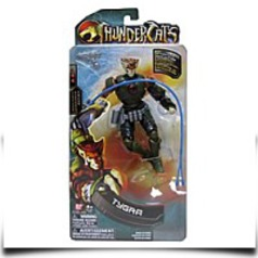 Thunder Cats 6 Tygra Collectors Action