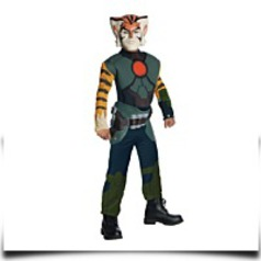 Thunder Cats Animated Tygra Deluxe Muscle