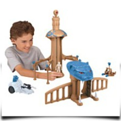 Thunder Cats Tower Of Omens Playset
