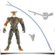 Thunder Cats Tygra 4 Action Figure