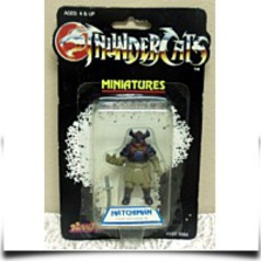Specials Thundercats Minature Action Figure Hatchiman