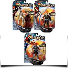 Specials Thundercats Set Of 3 Basic 4 Inch Action