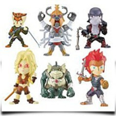 Thundercats Stylized Super Deformed Figure