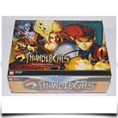 Thundercats Trading Card Box