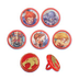 thundercats cupcake party favor rings