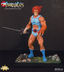 thundercats lion-o resin mini statue thunder