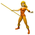 thunder cats cheetara mega-scale action figure