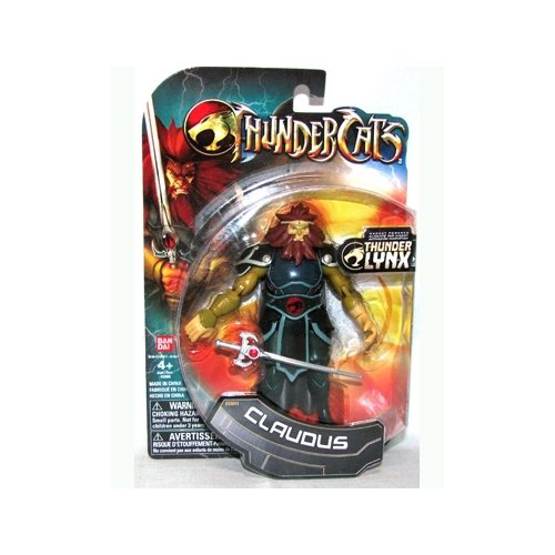 Thunder Cats 4 Claudus Action Figure