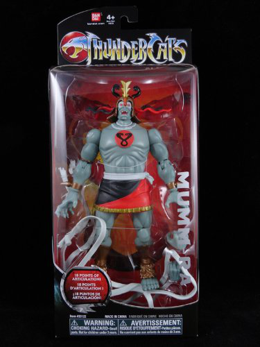 6 Mummra Collector Figure